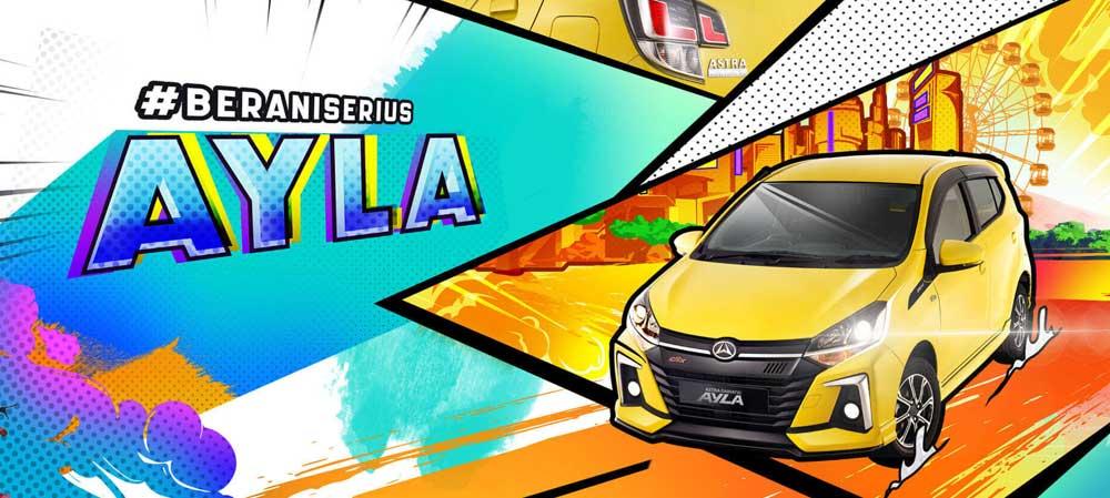 Promo Daihatsu Ayla Di Padang